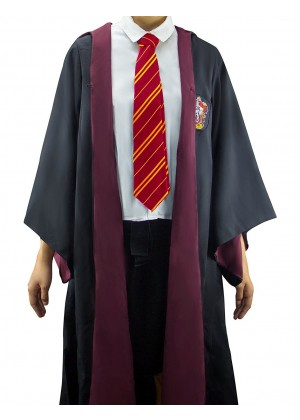 Gryffindor Mens Ladies Harry Potter Adult Robe Costume Cosplay