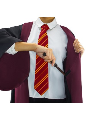 Boys Girls Harry Potter Kids Robe Costume Cosplay Gryffindor