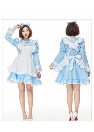 Ladies Alice in Wonderland Costume Book Week Dress