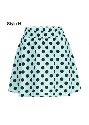 Ladies POLKA DOT Skirt 50s