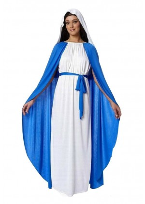 Virgin Mary Costume Ladies