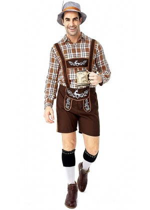 Bavarian Beer Mens Costume 3108 2