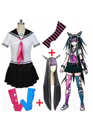 Ladies Danganronpa Ibuki Mioda Costume tt3142