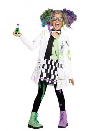 Science Crazy Kids Costume tt3166