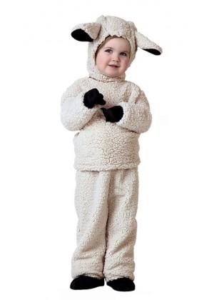 Kids Shepherd Lamb Costume tt3168