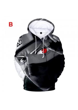 Naruto Hoodie Sweater Cosplay tt3175