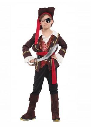 Kids Shipmate Pirate Costume tt3180
