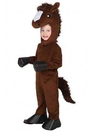 Children Horse Pony Jumpsuit tt3185