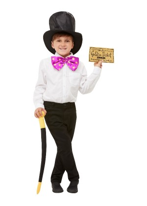 Unisex Roald Dahl Willy Wonka Kit cs50278-2