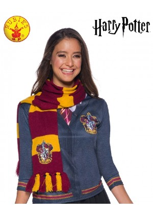 Gryffindor Harry Potter Scarf Kids Scarf Costume School Book Week Child Cosplay