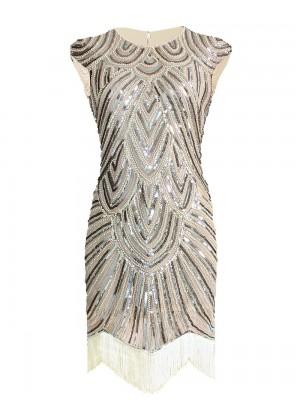 1920s flapper dress LX1001N_2