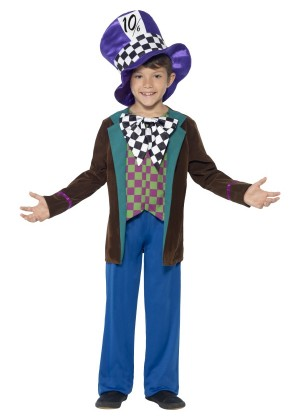 MAD Hatter Costume CS42842