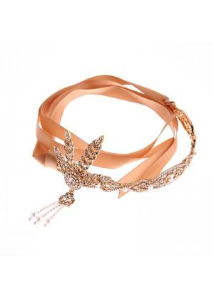 1920s Headband & bracelet ring Vintage Bridal Great Gatsby Flapper Headpiece gangster ladies