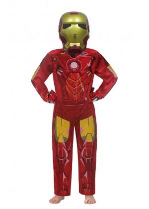 Kids Ironman Fancy Dress Costume
