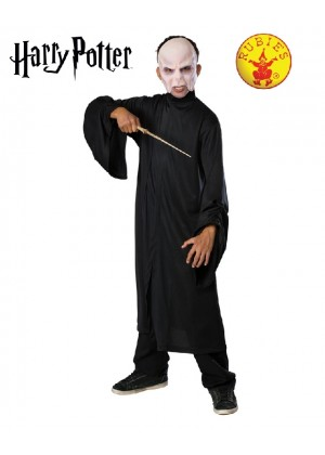 LICENSED VOLDEMORT HARRY POTTER WIZARD CHILD BOYS HALLOWEEN BOOK WEEK COSTUME Kids