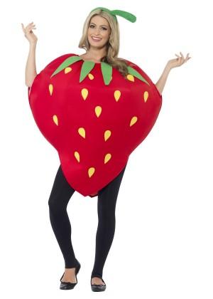 Strawberry Costume 1