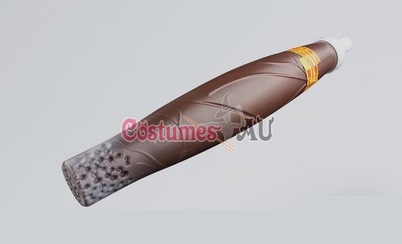 22cm Jumbo Cigar Gangster Fake Joke 20s Gatsby 1920s Mexican Party Trick Smoking