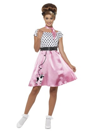 50's Rock 'n' Roll Costume CS45515