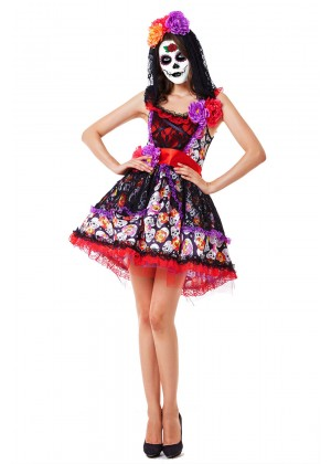 day of the dead costumes lh307_2
