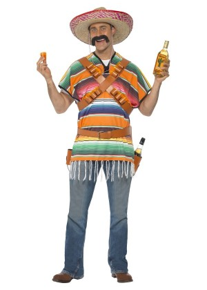 Tequila Shooter Guy Costume 3