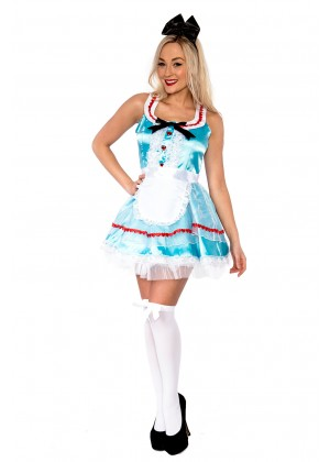 Alice In Wonderland Costumes lb1009_2