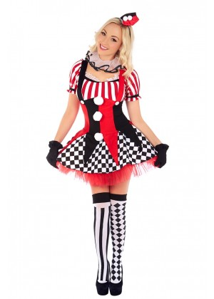 Jokester Circus Costumes LG-205_1