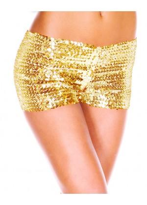 sequin shorts 145G