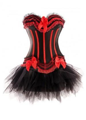 Burlesque Costumes 8068R7008