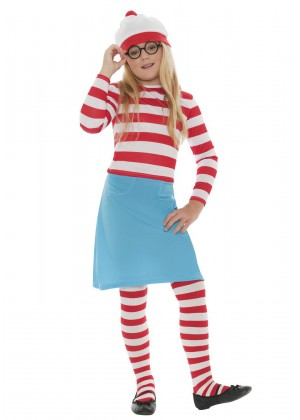 where's wally wenda costumes cs38793_2