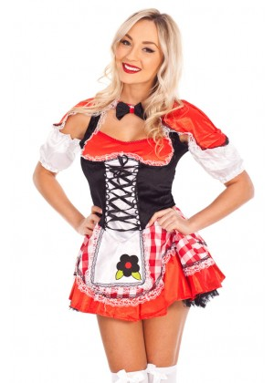 Red Riding Hood Costumes LB-1006