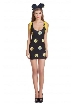 Emoji Costume ld1005