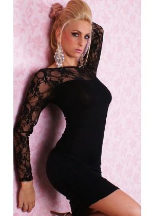Club Wear - Black Lace Club wear