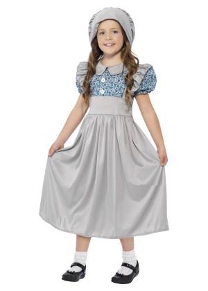Victorian School Girl Costume CS27532_1