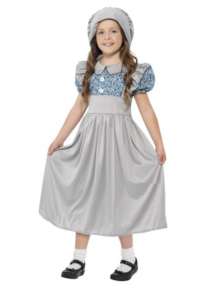 Victorian School Girl Costume CS27532_1
