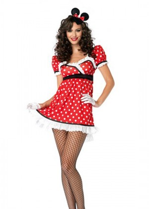 Mickey Mouse Costumes LG-302