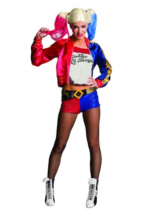 HARLEY QUINN COSTUME CL820118
