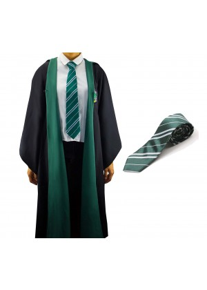 Slytherin Mens Ladies Harry Potter Adult Robe Costume Cosplay