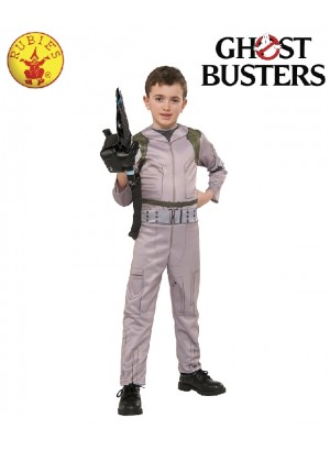 Kids Ghostbusters Ghost Busters Jumpsuit 80s 1980s Child Costume Boys Girls Uniform ...  sc 1 st  Costumes AU & Movie u0026 TV For: Boys
