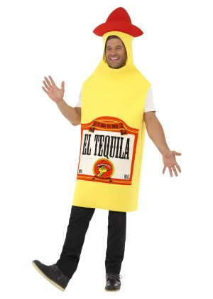 Tequila Bottle Costume 1