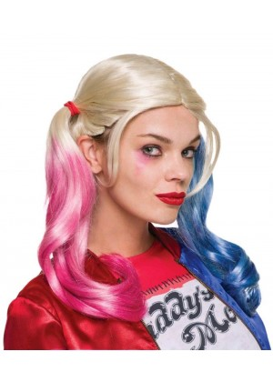 harley quinn wig cl32944