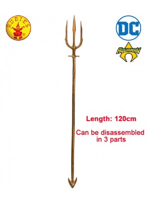 47inch Batman v Superman Aquaman Trident Staff League DC Comics Movie Comics Weapon Cosplay Costume Prop Accessory