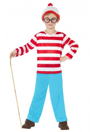 Where's Wally Costumes cs39971_1