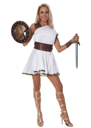 Greek Gladiator Warrior Costumes LH-153_2