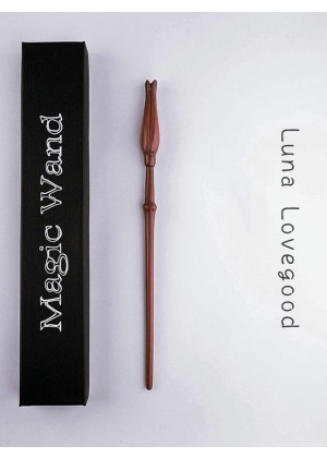 Luna Harry Potter Magical Wand In Box Replica Wizard Cosplay
