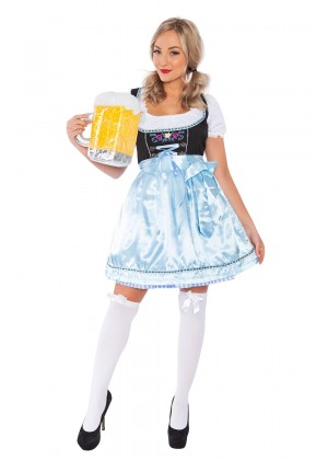 Beer Maid Oktoberfest Costumes lh303_2