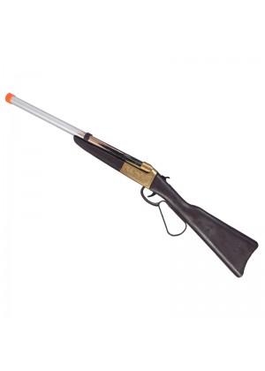 Rifle Diecast Cap Toy Gun Costume Accessory Safari Jungle Hunting Cowboy