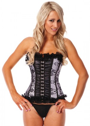 Corsets Bustiers 8036