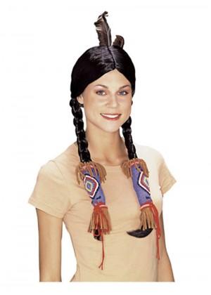 Pocahontas Wig cl51110