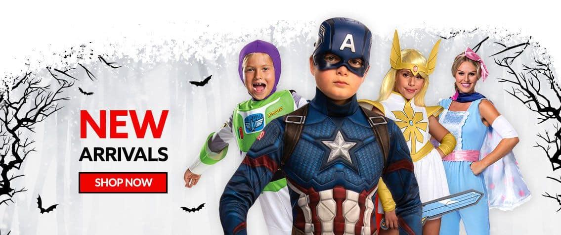 costumes australia