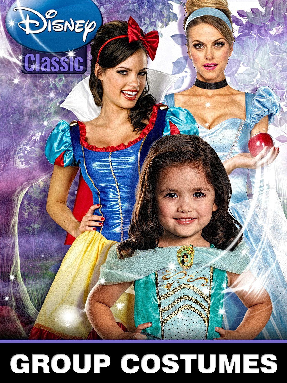 Disney Couple Costumes